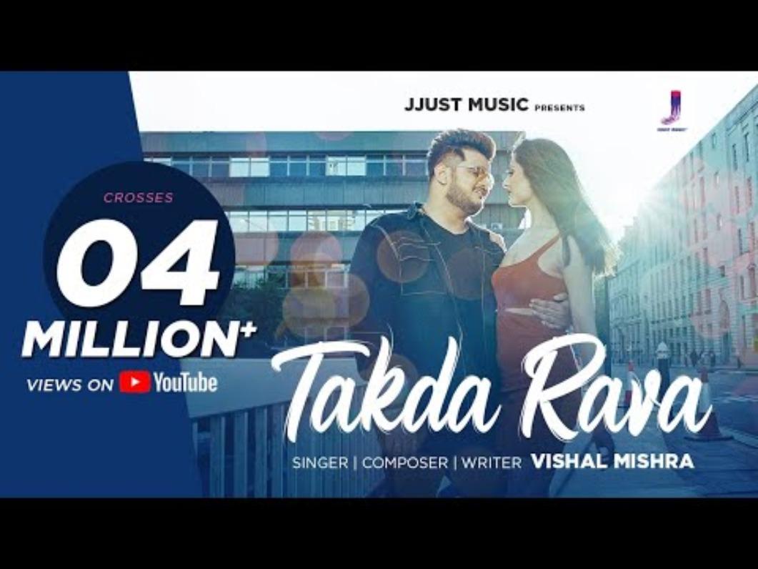 Takda Rava Lyrics, Vishal Mishra