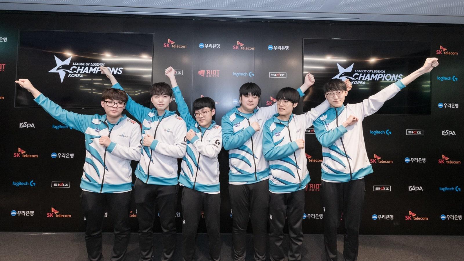 Team DAMWON Gaming Became the New World Champion