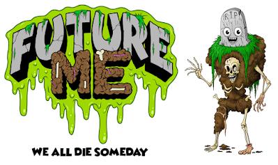Future Me Soft Vinyl Figure by Alex Pardee x Rocom Toys Kickstarter Campaign