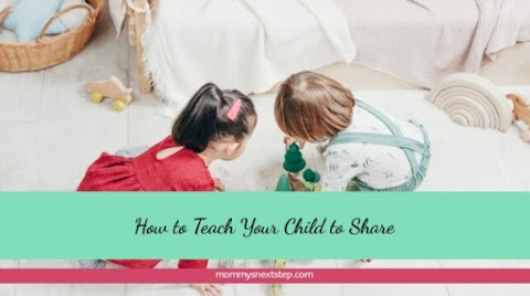 How to Teach your Child to Share