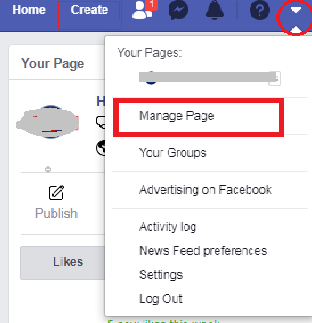 How Do I Create A Personal Facebook Page