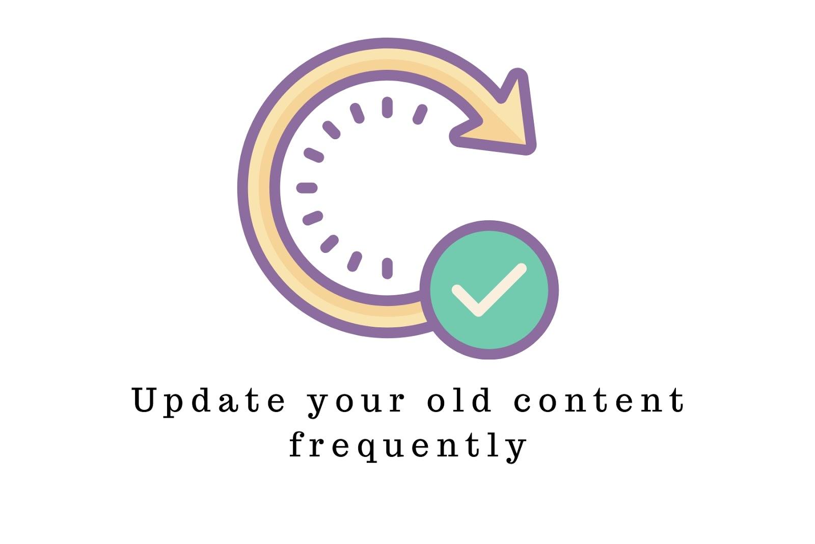User friendly seo content