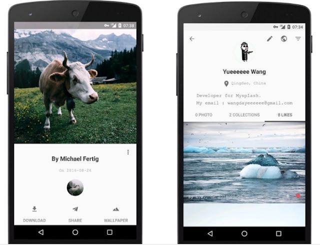 Download Aplikasi Wallpaper Gratis Terbaik untuk Android 10
