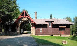 Preserving Camp Santanoni Great Camp Tour
