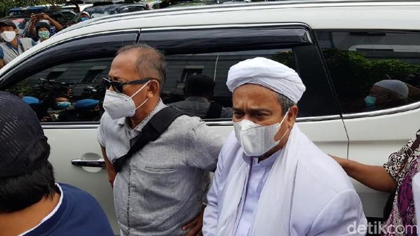 Kecuali Dirut RS Ummi, Ini 7 Tersangka yang Ditahan Jaksa terkait Kasus HRS