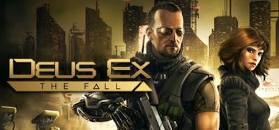 Download Game Android Gratis Deus Ex The Fall apk + obb