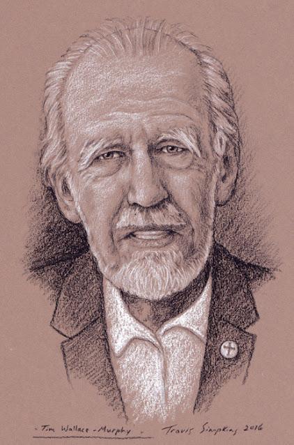 Tim Wallace-Murphy. Author. Freemason. Knights Templar Historian. by Travis Simpkins