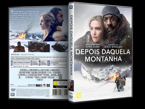 Capa DVD Depois Daquela Montanha [Custom]
