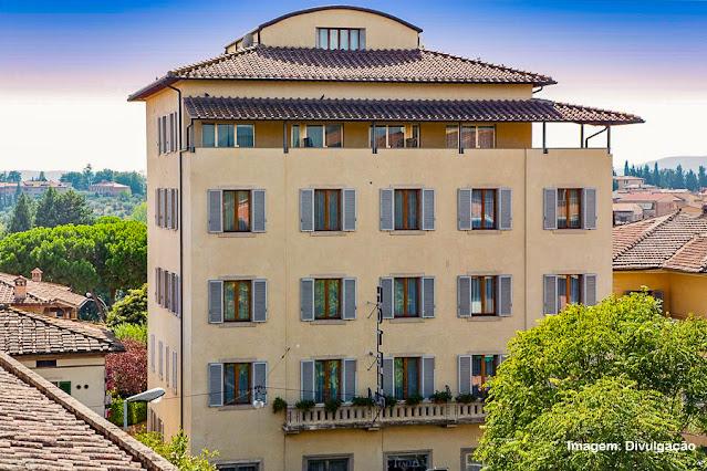 Hospedagem em Siena, Hotel Itália