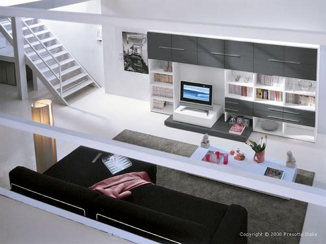 Black and white modern living room designs Black and white modern living room designs modern living room6