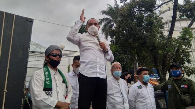 Gubsu Edy Heran Janji saat Pilgub Ditagih GNPF-Ulama: Yang Mana?