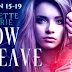 Book Blitz & Giveaway - The Shadow Weave by Annette Marie