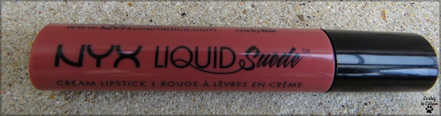 Liquide Suede - Soft-Spoken / Doux murmure - NYX