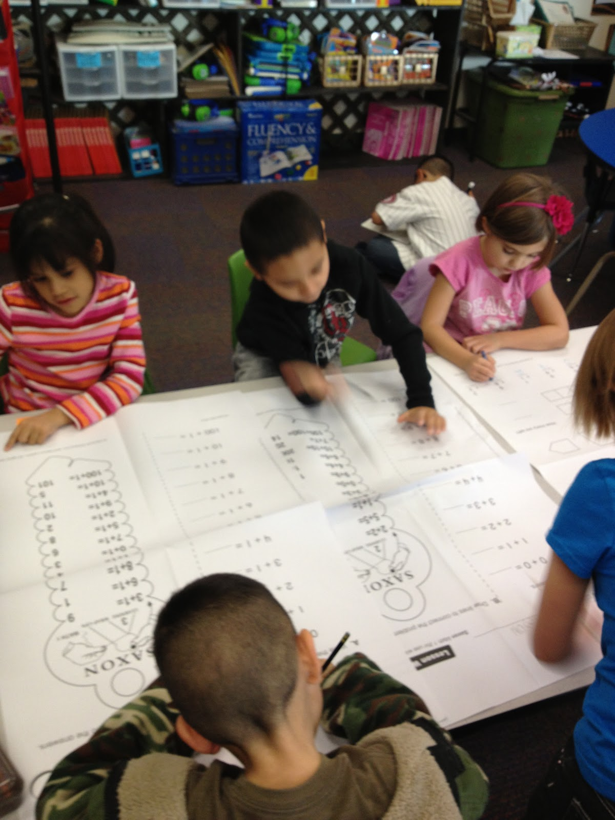 Mrsirley S 1st Grade