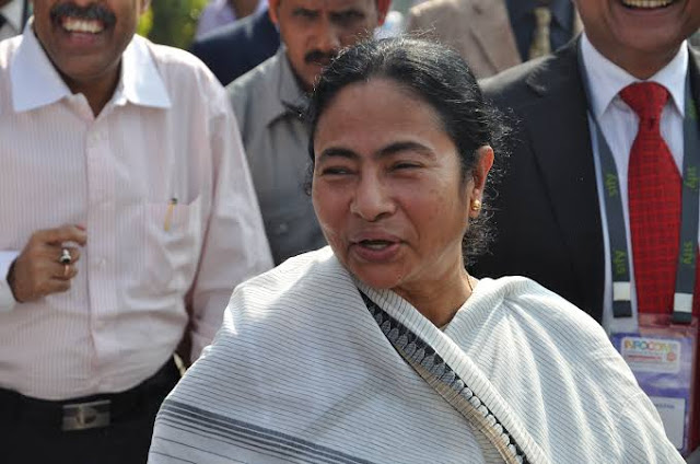 BJP leaders are angry at Mamata Banerjee's announcement to compensate