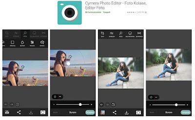 aplikasi edit foto blur belakang