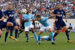 Manchester City vs Tottenham Hotspur Preview and Prediction 2021