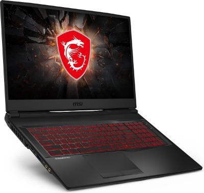 MSI 17 inch gaming laptop