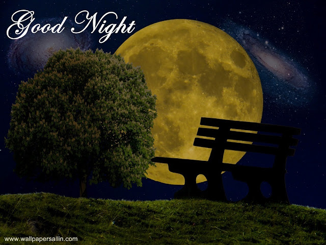 Good night wallpapers | Download Good night HD wallpapers