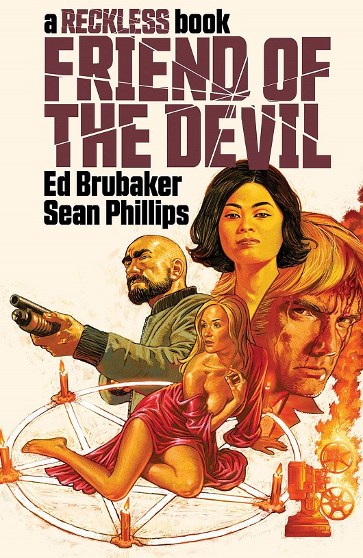 Cover of Friend of the Devil: A Reckless Book HC