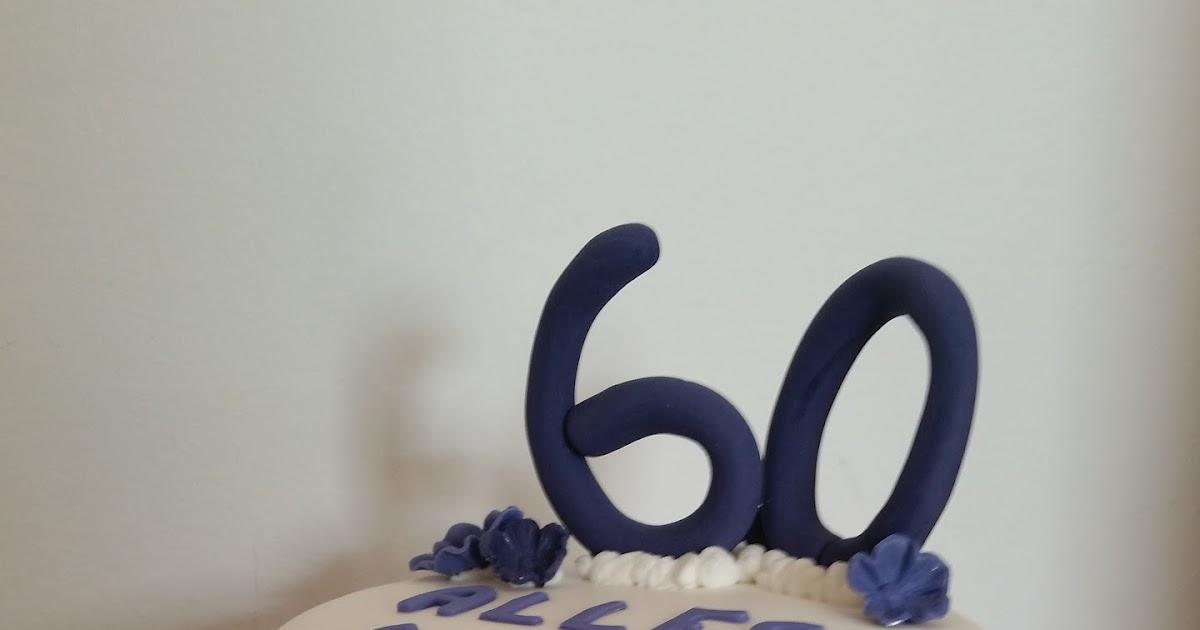 karins leckerer backzauber motivtorte 60 geburtstag. Black Bedroom Furniture Sets. Home Design Ideas