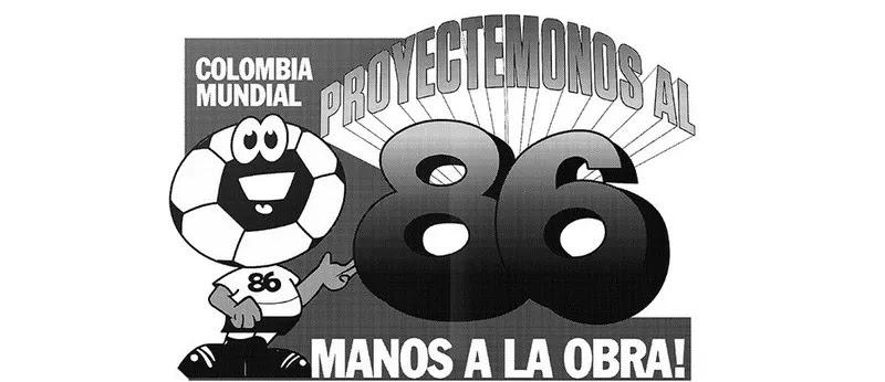 Mascota colombia mundial 1986