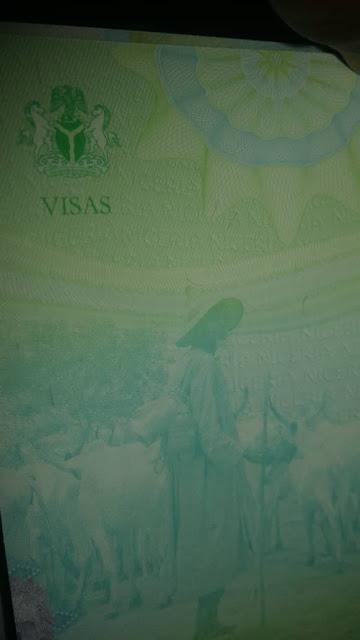 Buhari, Osinbajo under attack as Nigeria passport bears herdsmen image [PHOTO]