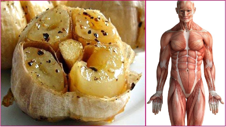 Roasted garlic and body