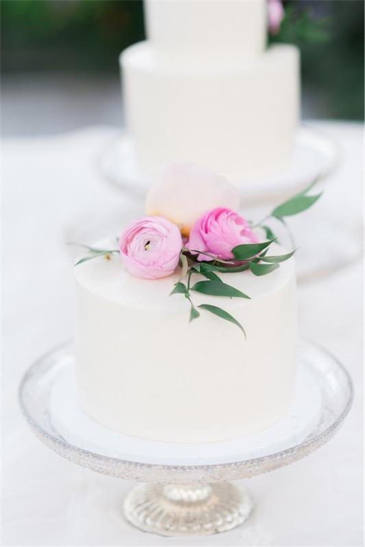 tarta nupcial blanca chicanddeco