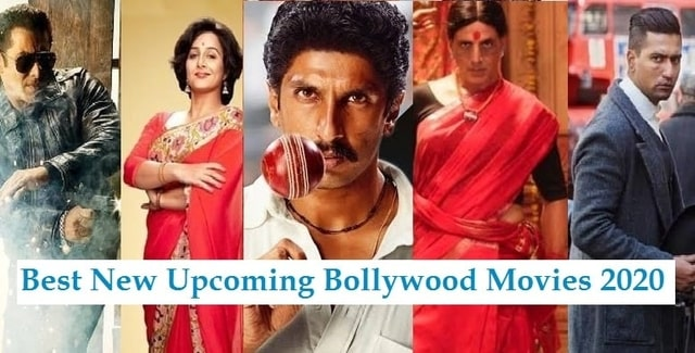 Best 47 New Bollywood Upcoming Movies 2020 List of Hindi Films - Uslis