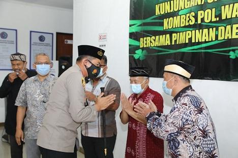 Kapolresta Ucapkan Terima Kasih Atas Kontribusi Muhammadiyah Tangerang