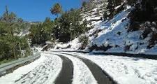Dhanaulti snow