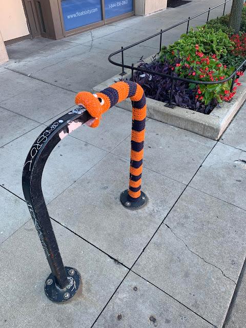 #ShotsAroundTheSloop:  Snakebit