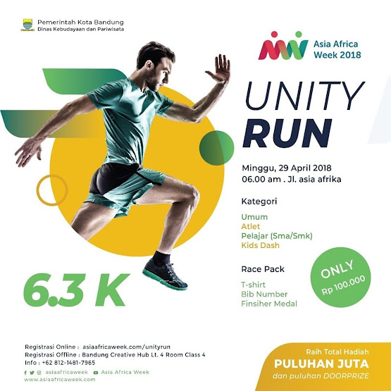 Unity Run • 2018