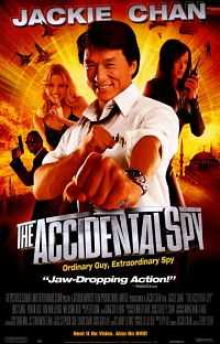 Jackie Chan's Accidental Spy (2001) Dual Audio Movie Download 300mb Bluray