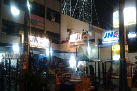 Telepon & Lokasi Kantor Cabang JNE Jakarta Timur