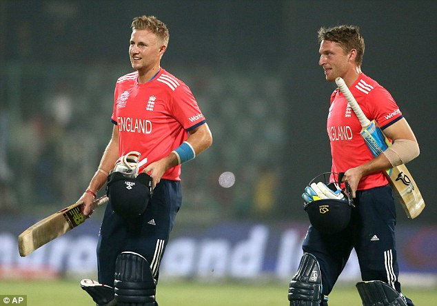 Joe Root (left) and Co will receive £1million each if if they beat West Indies at Eden Gardens on Sunday
