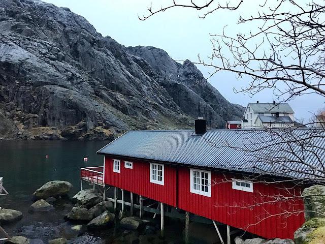 Itinerari 16 Hari Ke 6 Negara Scandinavia dan Baltic - Lofoten