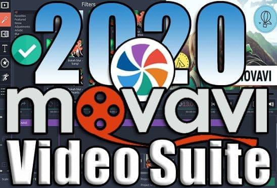 تحميل وتفعيل برنامج Movavi Video Suite 20.4.1 عملاق المونتاج الشامل اخر اصدار