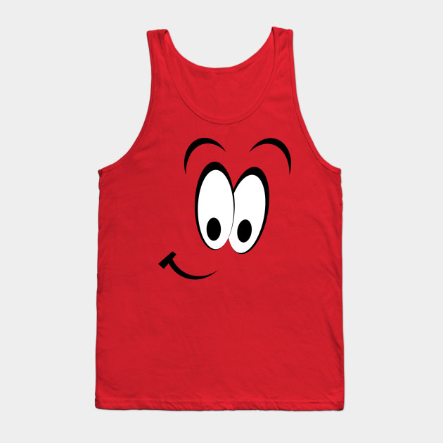 Smiling face T-Shirts. Kids Long Sleeve T-Shirt