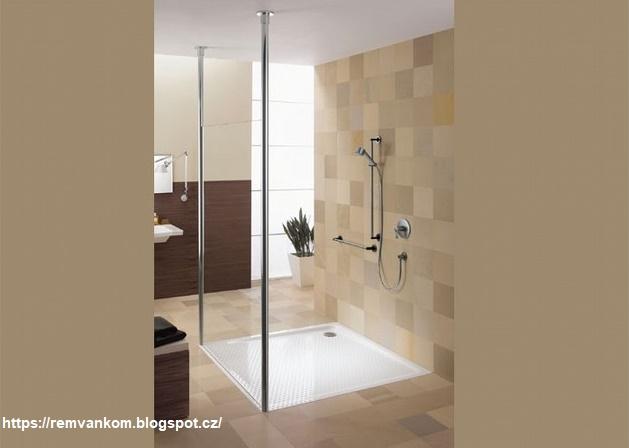 Современная плитка и сантехника для ванной комнаты красива, практична и безопасна