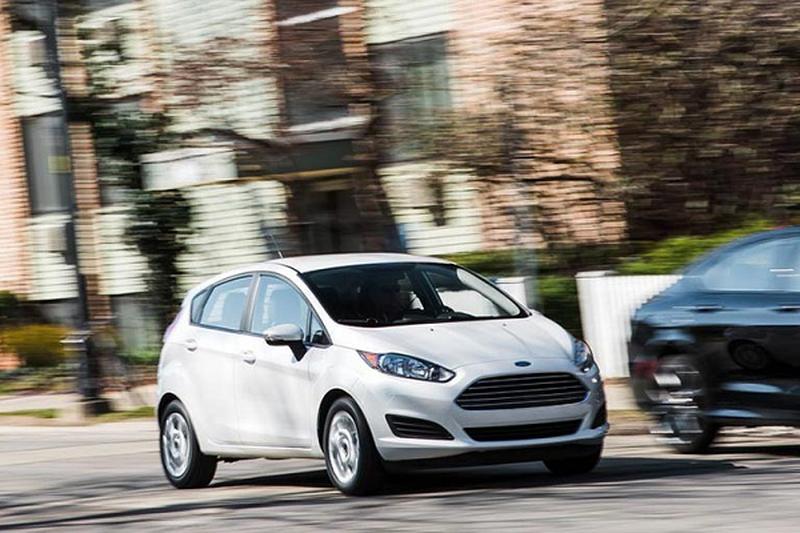 Ford Fiesta 'đội sổ' xe kém an toàn tại quê nhà Mỹ