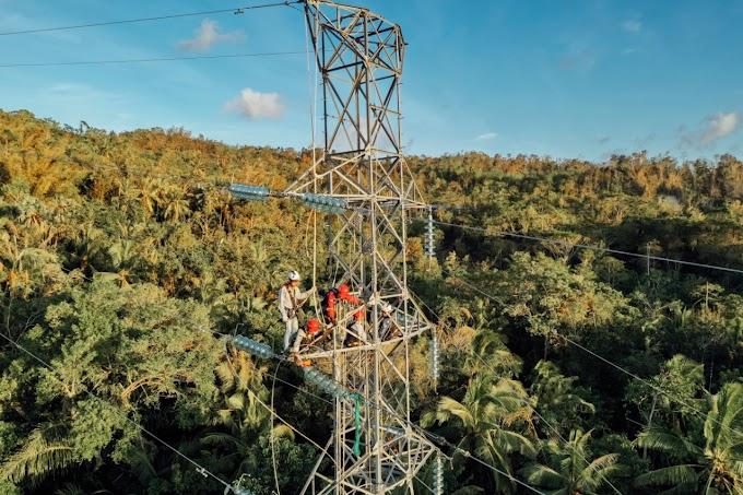 Lebih Cepat dari Target, PLN Berhasil Membangun Tower Emergency di Pulau Timor NTT