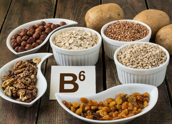 What foods contain vitamin B6?