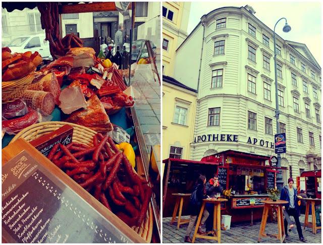 Europe Vienna Food Market