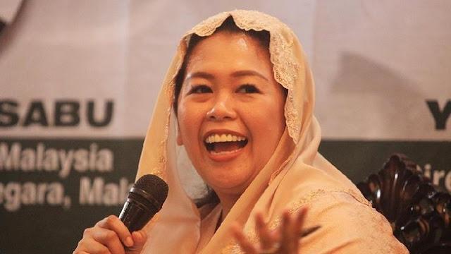 Sindir Yenny Wahid soal Utang Garuda Rp70 T, Politisi Demokrat: Masuk Garuda Buat Nambah Utang?