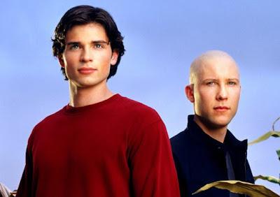 Clark Kent, Lex Luthor y el sueño americano