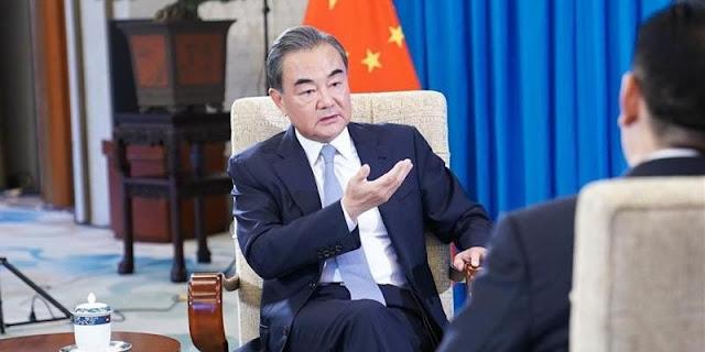 Menlu Wang Yi: Virus Corona Mulai Di Banyak Negara, Tapi China Yang Pertama Kali Identifikasi
