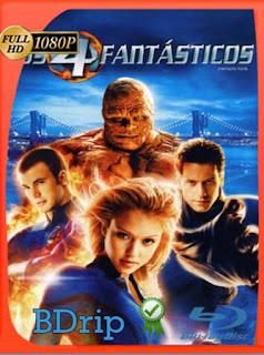 Los 4 fantásticos (2005) BDRIP1080pLatino [GoogleDrive] SXGO