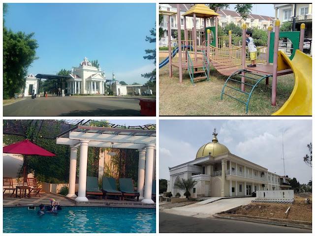 the royal residence jakarta timur